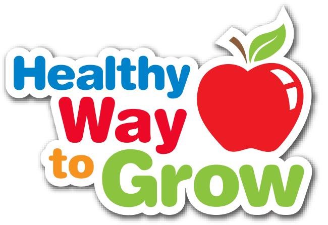 Healthy Way To Grow Logo
