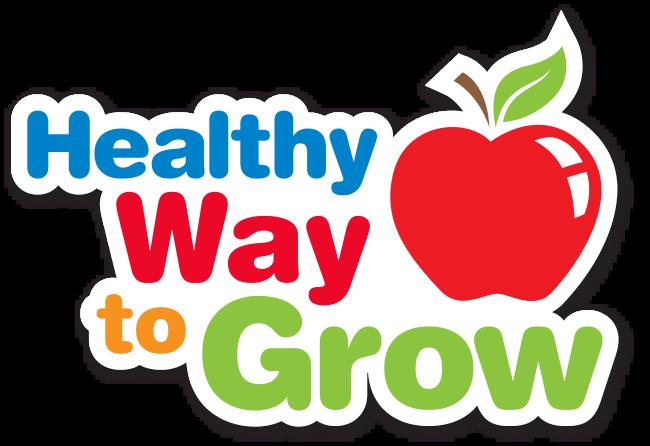 Healthy Way to Grow Logo