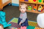 toddler at the Pittsford locaiton